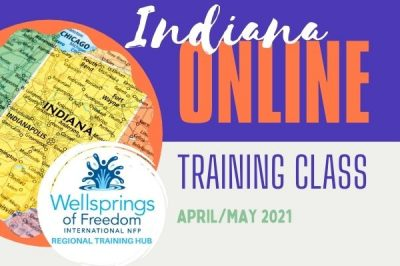 IN Online Training Class, April 21