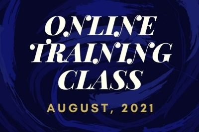 Small Graphic Online Training Class August