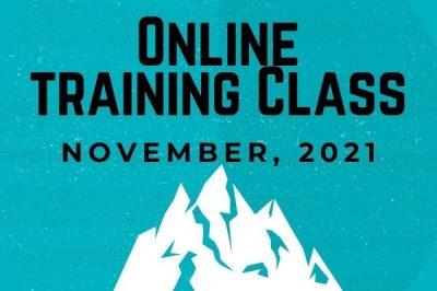 Small Graphic Online Training Class Nov