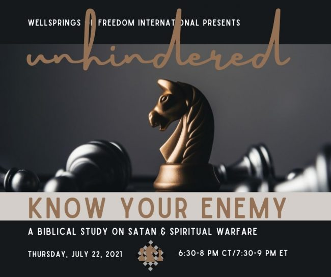 Unhindered July 22